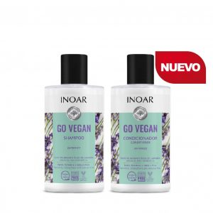 GoVegan Antifrizz Dúo Shampoo y Acond.