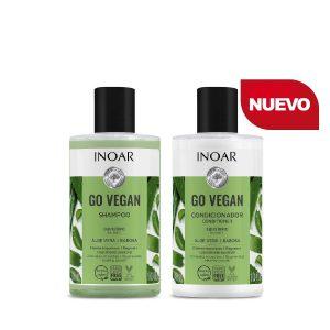GoVegan Equilibrio Dúo Shampoo y Acond.