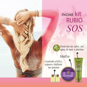 Kit Rubios SOS